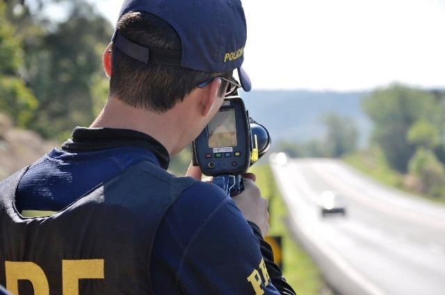 PRF retira radares móveis das rodovias federais que cortam o Piauí
