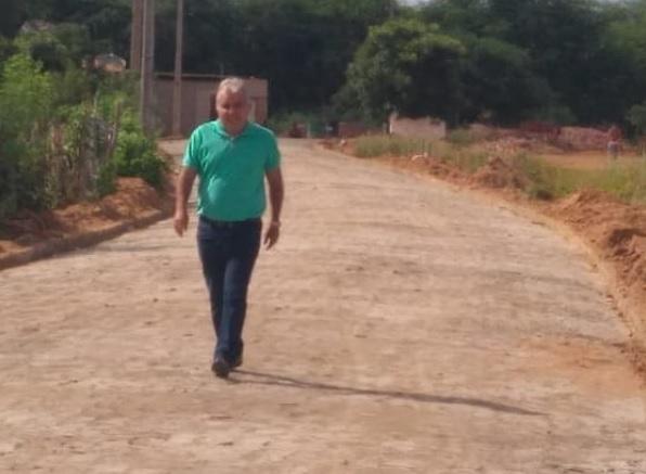 Governador Wellington e vereador Elias vão entregar obras em localidades do município