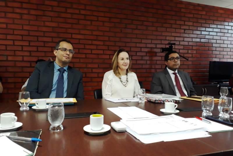 Promotorias de Justiça discutem melhoria em hospitais; HETNB passa por crise de cofinanciamento