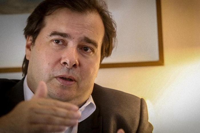 Inquérito da PF acusa Maia de corrupção e lavagem de dinheiro