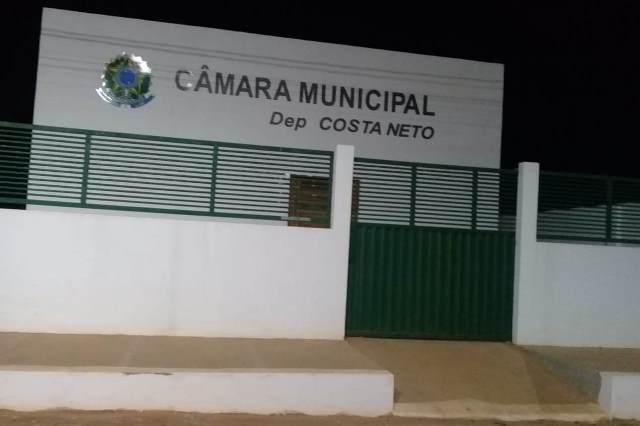 Câmara de Vereadores aprova criação de cargos na prefeitura de João Costa