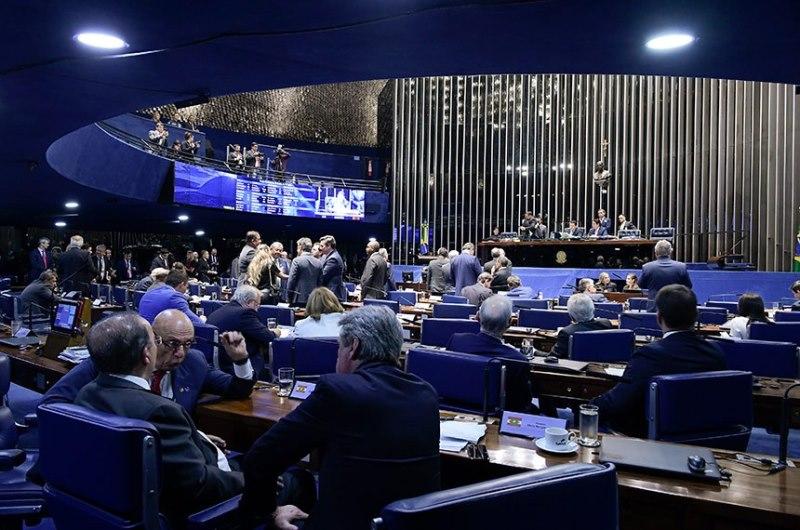 Senadores querem aumento no valor do fundo eleitoral para eleições de 2020