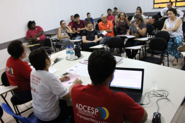 Adcesp se posiciona contra proposta da que altera plano de cargos, carreira e salários