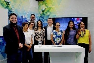 12ª GRE realizou videoconferência sobre Rede de Mediação do Clima Escolar