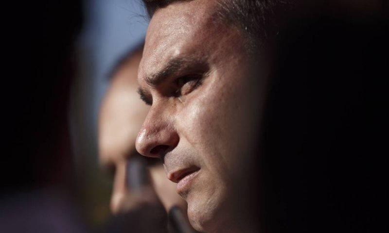 Flávio Bolsonaro recorre outra vez ao STF para suspender atos de investigação