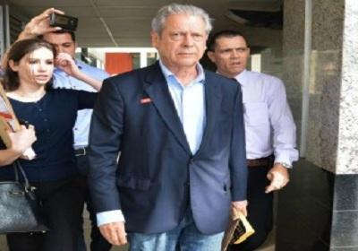 Zé Dirceu recebeu R$ 886 mil de empresa investigada na Lava Jato