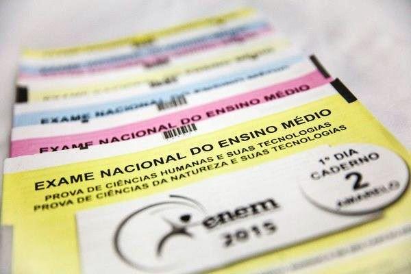 Provas do Enem já foram impressas; mais de 5 milhões de pessoas farão o exame