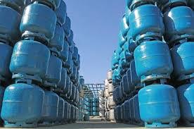 Gás de botijão residencial aumenta para as distribuidoras