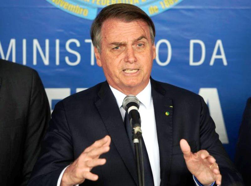 Bolsonaro diz que Brasil nunca deu tantos passos em direção ao liberalismo