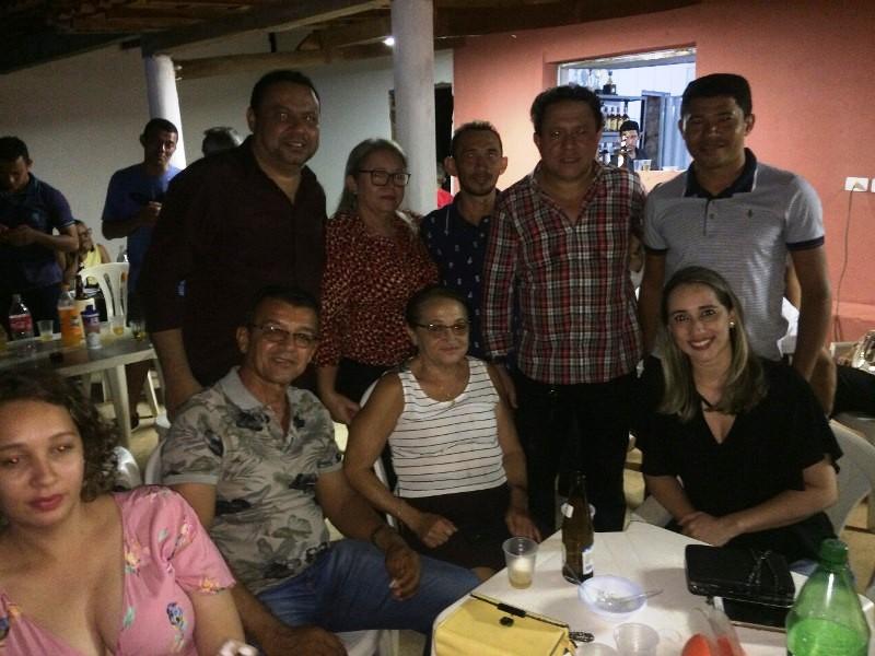 Sindserm de João Costa fez homenagem a servidores públicos municipais