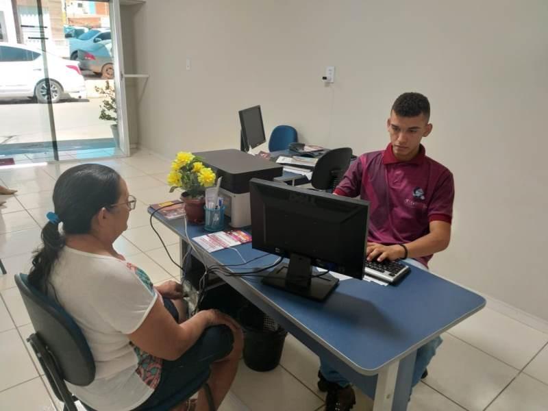 Aluno do Pronatec consegue emprego depois de cumprir estágio oferecido pelo programa