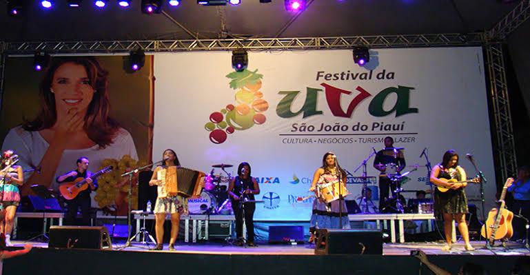 7ª edição do Festival da Uva de São João do PI será realizada este ano nos dias 15 e 16 de novembro