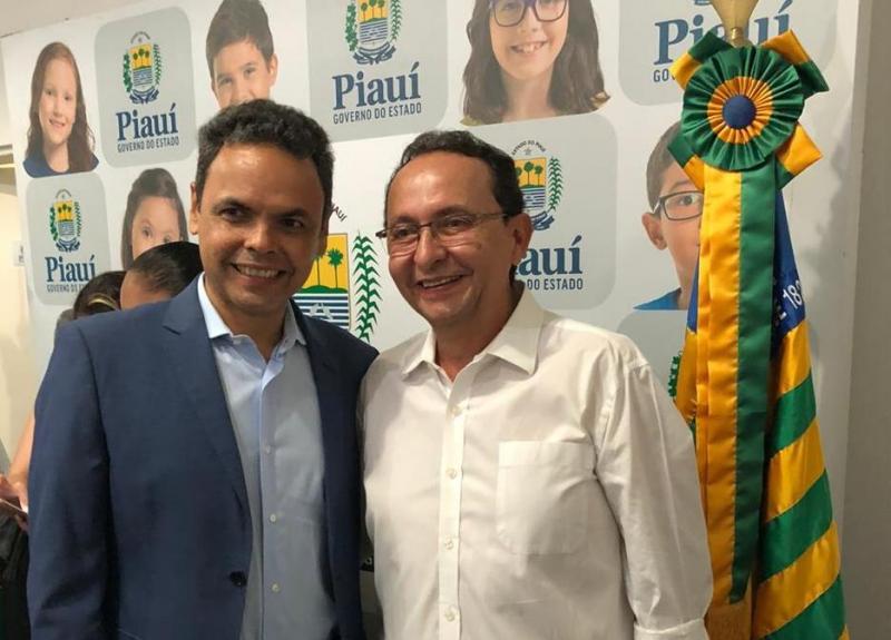 A preferência de Gil Carlos na sucessão em São João do Piauí