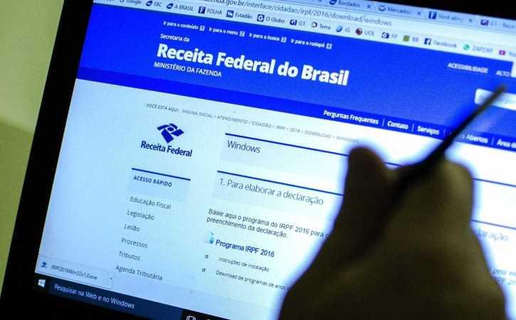 Receita Federal abre consulta ao sexto lote do Imposto de Renda