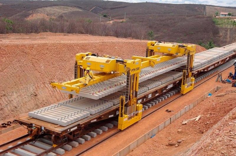 Ferrovia Transnordestina terá bloqueio de execução por irregularidades