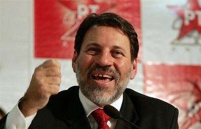 Delúbio adverte sindicalistas que 'algo grande vai acontecer com o PT' e pede apoio a Dilma