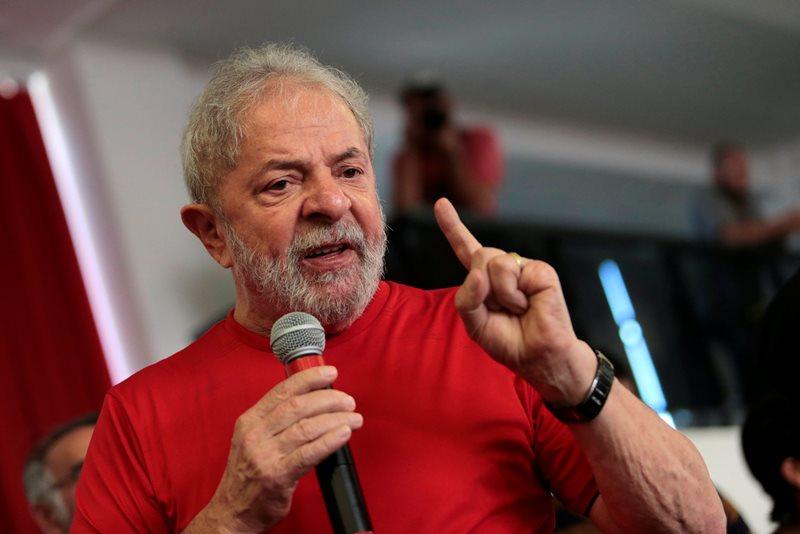 Lula: tenho compromisso de fé de provar que este país não pode ser governado por quem o governa