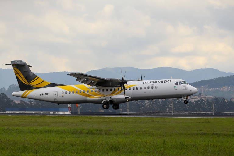 Passaredo, 4ª companhia aérea, quer operar voos para São Raimundo Nonato