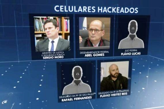 PF indicia seis investigados na Operação Spoofing