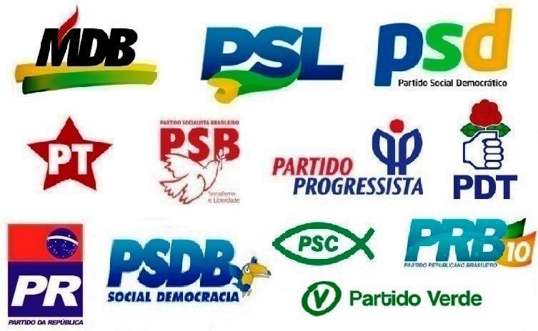 Partidos políticos perdem mais de 1,1 milhão de filiados em apenas um ano; MDB lidera a lista