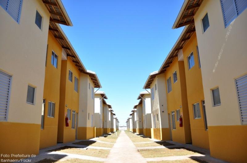 Governo Bolsonaro destinou mais de R$ 4,6 bilhões em habitação em 2019