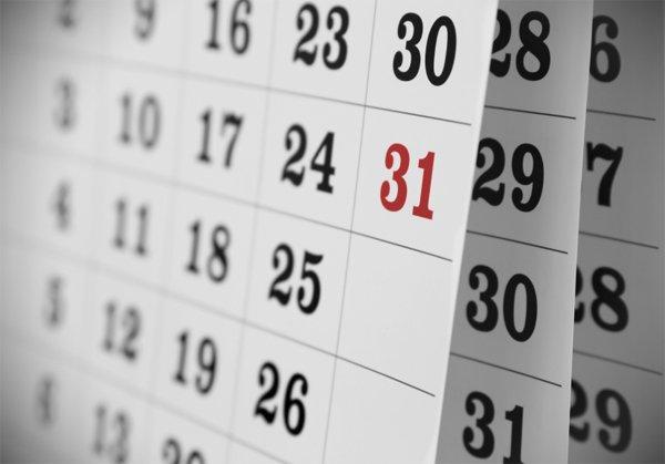 Calendário de 2020 terá seis feriados nacionais prolongados; saiba quais