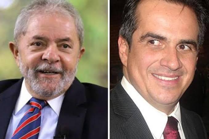 Lula quer PT afastado do Senador Ciro Nogueira