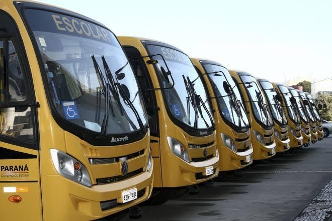 Ministério da Educação vai fazer a compra de 6.200 novos ônibus escolares