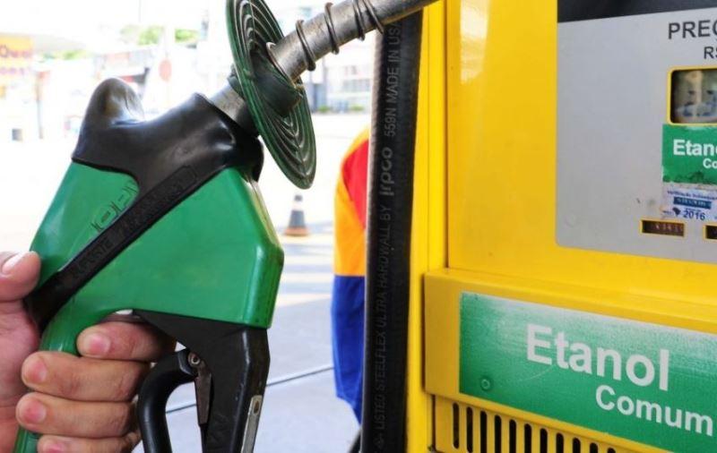 ANP: etanol é competitivo com gasolina em três estados brasileiros