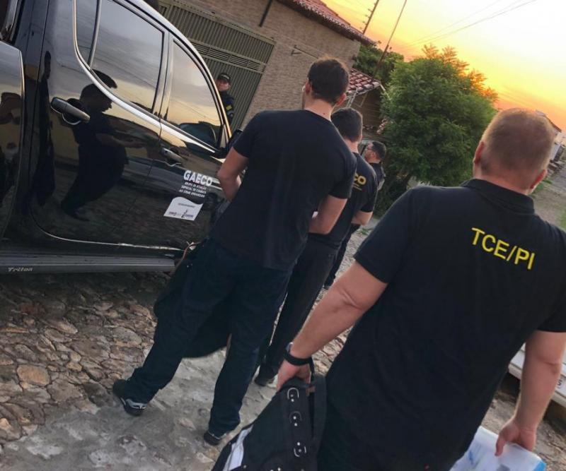 GAECO deflagra operação  que investiga fraudes em licitações em São Miguel da Baixa Grande