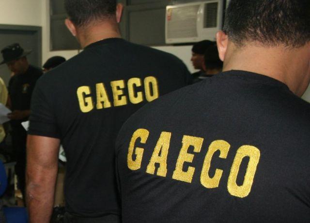 GAECO cumpre mandados de prisão em Cocal dos Alves para prender milicianos