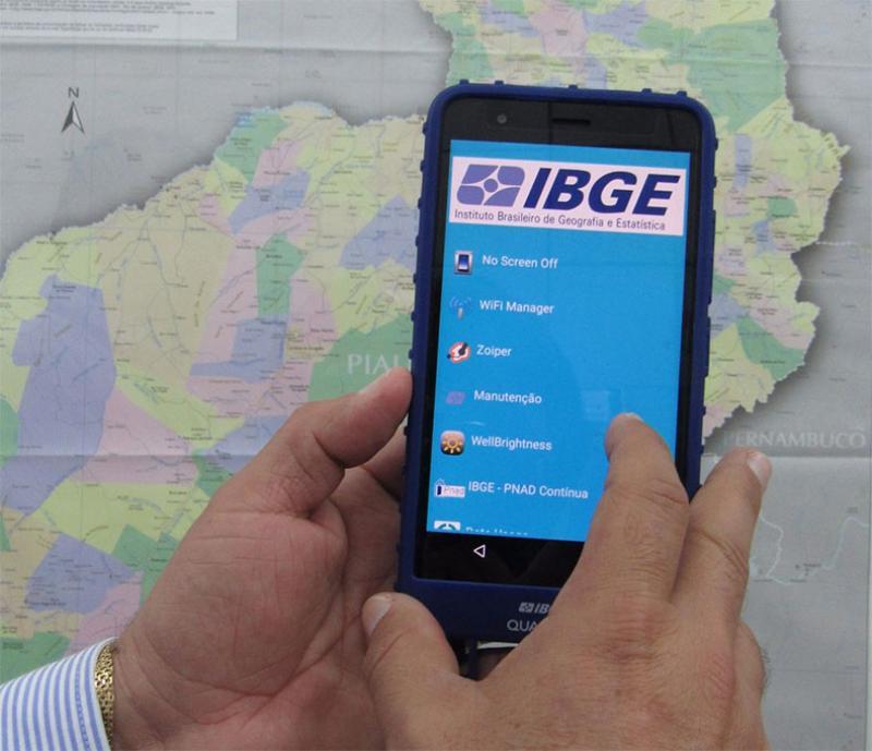 Novo concurso do IBGE terá mais de 3 mil vagas para o Piauí