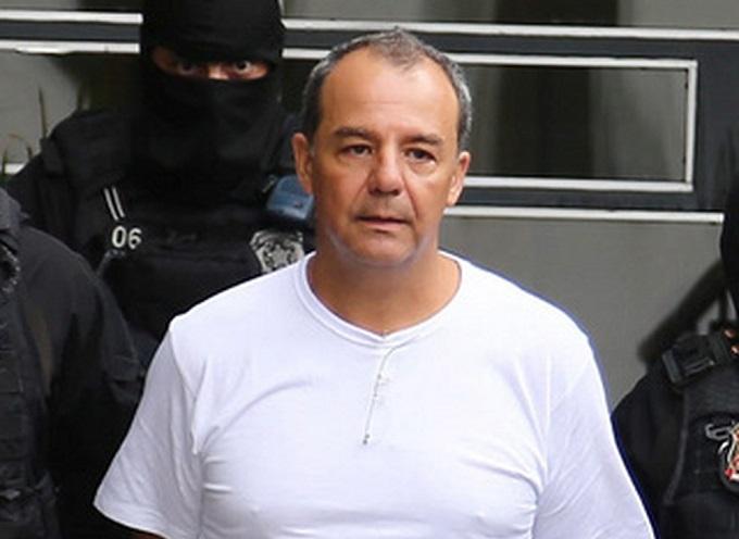 Sérgio Cabral chora ao saber que sua delação foi homologada