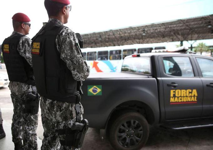 Ministério prorroga presença da Força Nacional em cinco estados