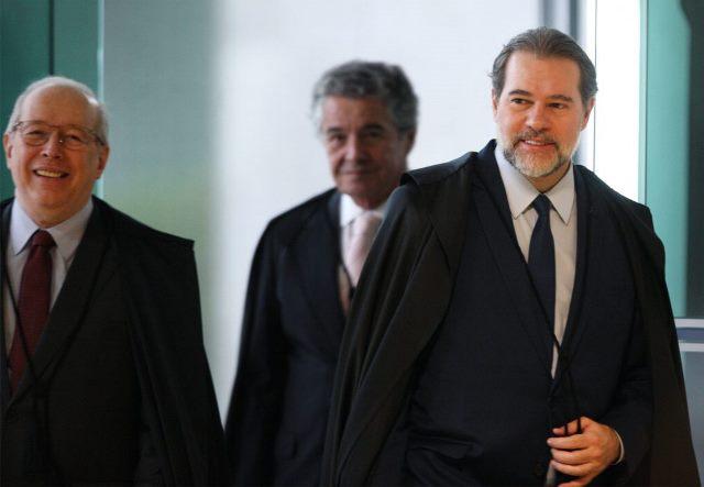 Polícia Federal identifica ameaças contra ministros do STF