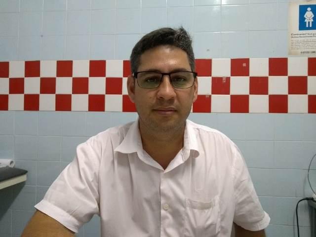 'Vilmarzim' descarta a possibilidade de ser vice-prefeito