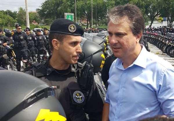 Governo do Ceará já afastou mais de 160 policiais