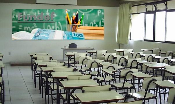 Recursos do FUNDEF não podem ser utilizados em pagamentos de professores