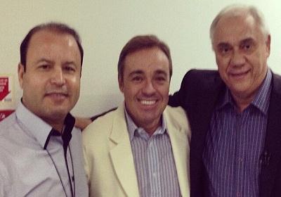 Diretor armou reconciliação entre Gugu e Marcelo Rezende por interesse