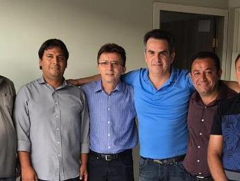 Senador Ciro Nogueira declara apoio ao pré-candidato a prefeito Antônio Coelho