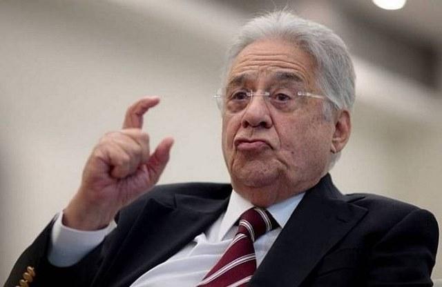 No twitter, FHC diz que Guedes tomou medidas corretas