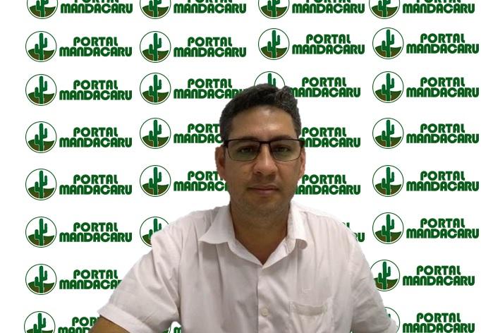 Em áudio, Dr.Vilmar pede a Gil Carlos responsabilidade e atitude