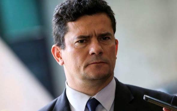 Moro quer a PF investigando desvio de verbas federal contra a Covid-19