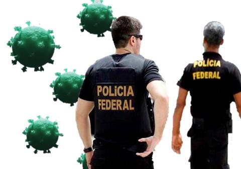Covidão:PF deflagra operação contra irregularidades em licitações