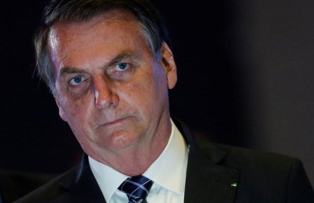 Presidente Bolsonaro diz que não admite ser refém de decisões monocráticas
