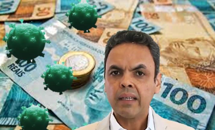 Gil Carlos já contratou R$ 108 mil na aquisição de equipamentos para combate ao coronavírus