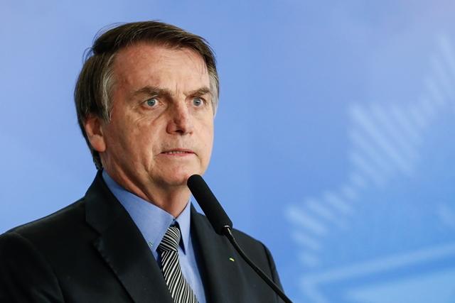 Bolsonaro vai à PGR cumprimentar novo procurador