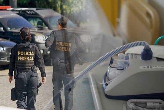 PF faz buscas na casa de Helder Barbalho, governador do Pará
