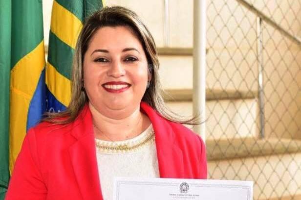 Vereadora Euma faz denúncia sobre intimidação a eleitores