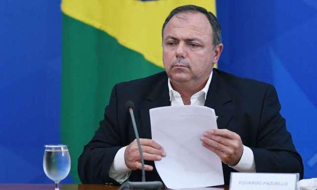 Pazuello diz que Brasil tem duas áreas para desenvolver vacina nacional